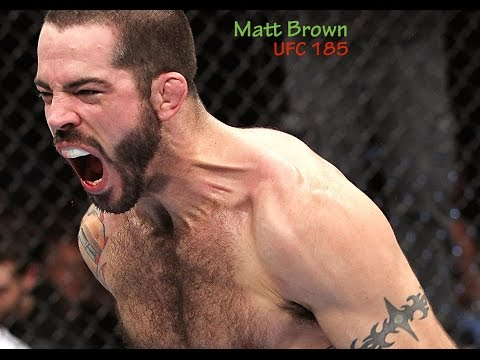 Video – TheSHOOT: UFC 185: Matt Brown