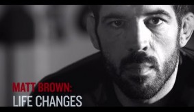 Video – UFC 185: Matt Brown: Life Changes