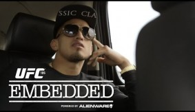 Video – UFC 185 Embedded: Vlog Episode 3
