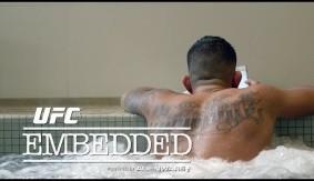 Video – UFC 185 Embedded: Vlog Episode 4