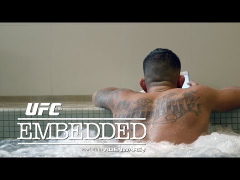 Video – UFC 185 Embedded: Vlog Episode 4