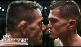 Video – UFC 185 Embedded: Vlog Episode 6