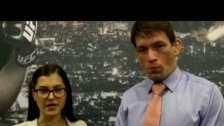 Video – UFC Fight Night Rio: One-on-One with Demian Maia