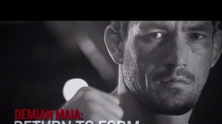 Video – UFC Fight Night Rio: Demian Maia: Return to Form