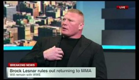 LAW March 24 Update – Brock Lesnar Re-Signs with WWE