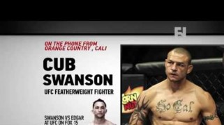 FN Video: Black Eye Podcast – Cub Swanson