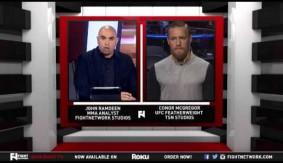 FN Video: UFC 189 World Tour: Conor McGregor on Jose Aldo