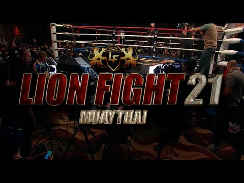 Video Highlights & Results – Lion Fight 21: Yamato TKOs Ross