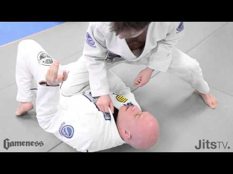Video – JitsTV: Riccardo Ammendolia: Knee-on-Belly Escape