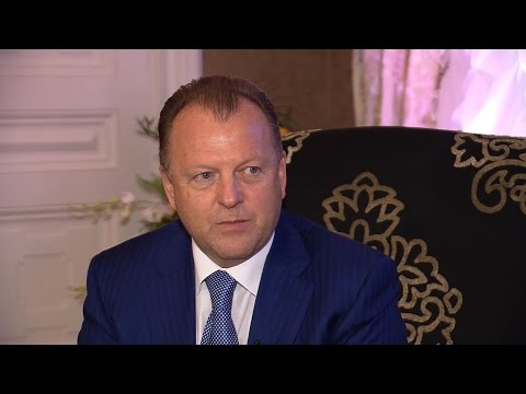 Video – SportAccord President M. Vizer Speaks to Euronews