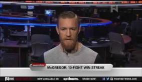 """FN Video: Fight News Now - Conor McGregor: """"He is Broken"""""""