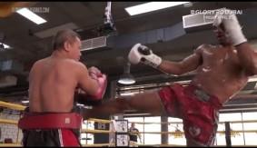 Video – GLORY 20 Dubai: Open Workout Highlights