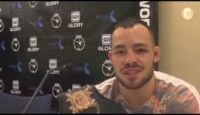 Videos – GLORY 20 Dubai Post-Fight Interviews