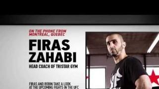 FN Video: Black Eye Podcast – Firas Zahabi on UFC 186 & More
