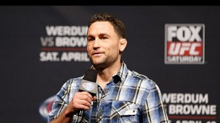 Watch LIVE Fri @ 2p ET – UFC Q&A with Frankie Edgar
