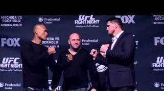 Videos – UFC on FOX 15: Ariel Helwani Pre-Fight Interviews