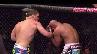Video – UFC 186: Michael Bisping's Top 5 Knockouts