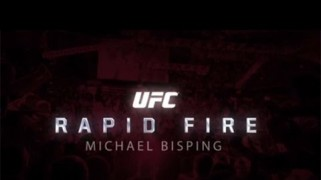 Video – UFC 186: Rapid Fire with Michael Bisping