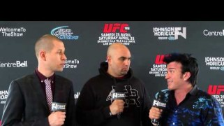 FN Video: UFC 186 Preview on Newsmakers