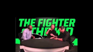 Video – The Fighter & The Kid: Rashad Evans In Studio