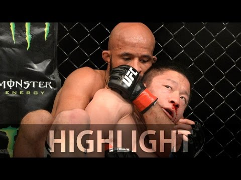 "UFC 186 Aftermath – The Case For and Against ""Mighty Mouse"""