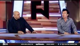 FN Video: Story vs. Silva, Jon Jones & UFC 187 on Newsmakers