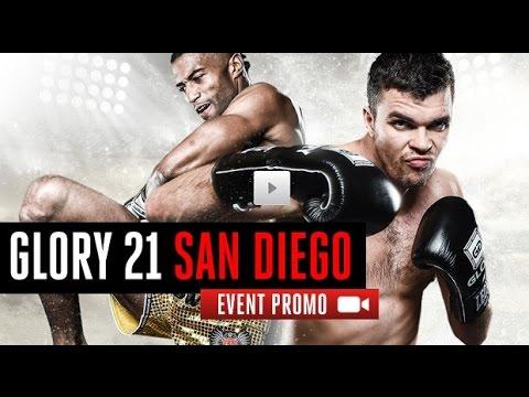 Videos – GLORY 21 San Diego Countdown Show