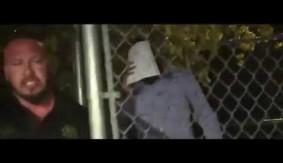 Video - Jon Jones Released from Jail, Runs from Reporters