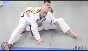 Video – JitsTV: Riccardo Ammendolia: Omoplata Escape