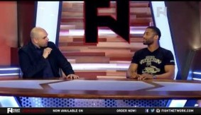 """FN Video: GLORY 21: Simon Marcus – """"Looking to Be Dominant"""""""
