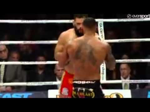 Video – GLORY 21 San Diego: Lewis-Parry KOs Dennis
