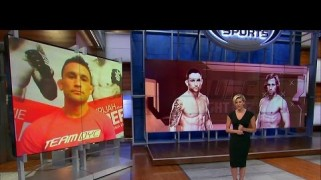 Video – FOX Sports Live: 3 Questions with Frankie Edgar