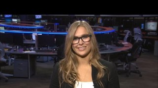 FN Video: Ronda Rousey Open To A Future WWE Appearance