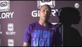 Video – GLORY 21: Raymond Daniels Post-Fight Interview
