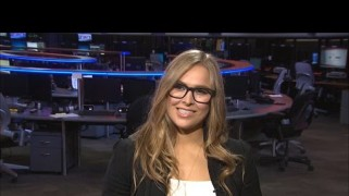 "FN Video: Ronda Rousey – ""My Fight, Your Fight"", WWE & More"
