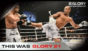 Video – This Was GLORY 21: Behind the Scenes in San Diego