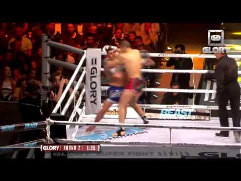 Video – GLORY 22: Niclas 'The Destroyer' Larsen Profile