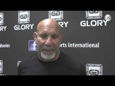 Video – GLORY 21: Bill Goldberg Post-Show Interview
