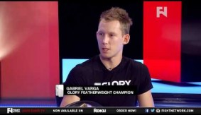 FN Video: GLORY FW Champ Gabriel Varga on Kickboxing