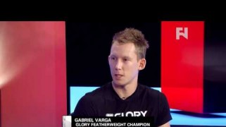 FN Video: GLORY FW Champ Gabriel Varga on Kickboxing