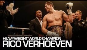 Video – GLORY 22: Rico Verhoeven Pre-Fight Profile