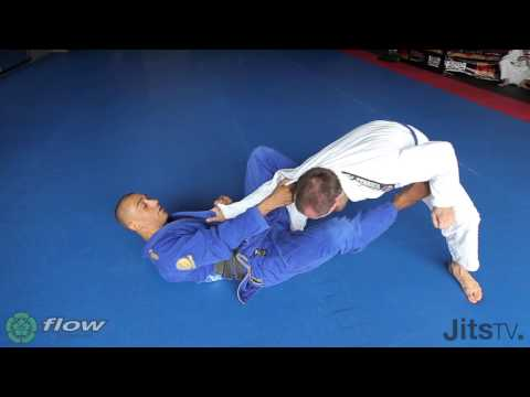 Video – JitsTV: Lee Livingstone: Omoplata De La Riva Guard