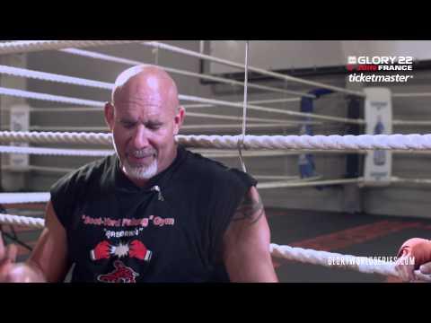 Video – GLORY 22: Josh Jauncey Pre-Fight Interview