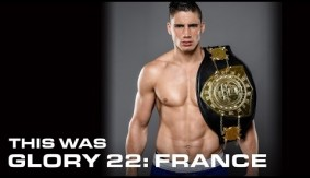 Video – This Was GLORY 22: Behind the Scenes in France