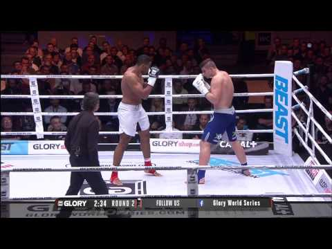 Videos – GLORY 22 Lille, France Full Fights