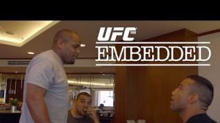 Video – UFC 188 Embedded: Vlog Episode 4
