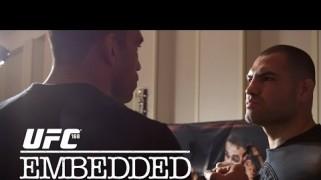 Video – UFC 188 Embedded: Vlog Episode 5