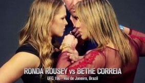 Video - UFC 190: Ronda Rousey Teaser