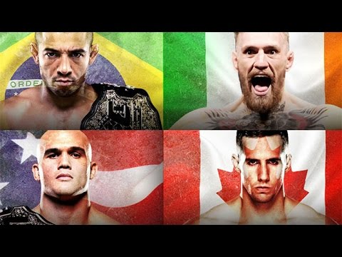 Video – UFC 189: Extended Preview