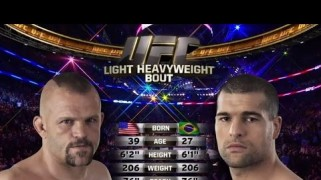 Video – UFC 190 Free Fight: Shogun Rua vs. Chuck Liddell